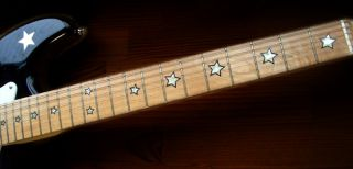 Fret Markers Sticker (Decal) for Fingerboard     Material PET