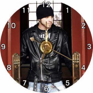 Brand New Country Rock Singer Brantley Gilbert CD Clock
