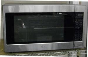 in microwave 500 series stainless steel for local pick up only we will