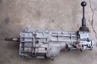 Borg Warner T5 5 Speed Transmission 3 4 Camaro Trans AM 93 94 95 96 97