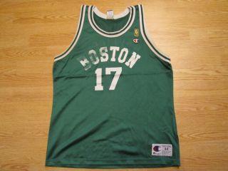 JOHN HAVLICEK BOSTON CELTICS VTG 90s CHAMPION THROWBACK NBA BASKETBALL