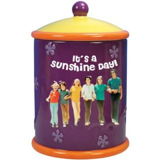 Brady Bunch Its a Sunshine Day Ceramic Cookie Jar by Westland