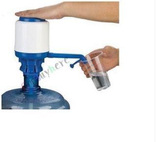 Bottled Drinking Water Hand Pump 5 Gallon w Dispenser