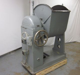 Peerless Vintage Bread Dough Bakery Mixer Machine Classic