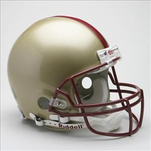 Boston College Eagles Authentic Riddell Proline Football Helmet