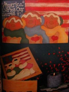 for Simplefolks Vol I Pamela Bouse Book Tole Painting Primitive