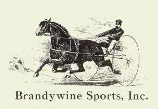 Authentic Brandywine Harness Racing Stock Certificate