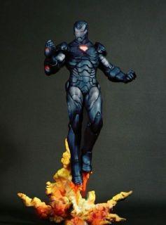 Bowen Stealth Iron Man Statue Marvel Avengers