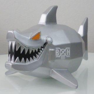 Bounty Hunter Japan BXH Sameru Kun Silver Shark bape Milo BBC Ape kaws