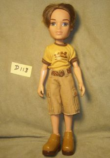 Bratz Boyz Sun Kissed Summer Koby Doll 113