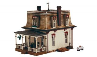 Design Preservations HO Scale Our House Building Kit 12700 Nice
