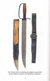 Vol Civil War Confederate Bowie Knife Guides ID Fakes
