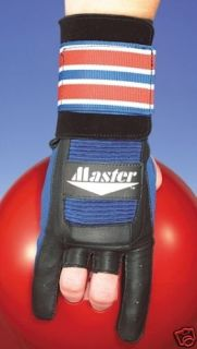 Master Deluxe Bowling Glove Right Hand Small