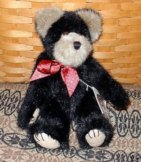 Boyds Bears Retired Archive Bear Ruskin K Woodruff