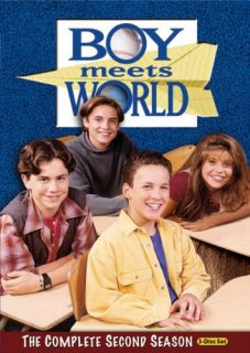 Boy Meets World The Complete Second Season 031398124917