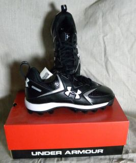 Under Armour Hammer II Low Youth Football Cleats