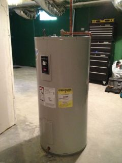 Bradford White M250S6DS 1NCWW 50 Gallon Electric Water Heater