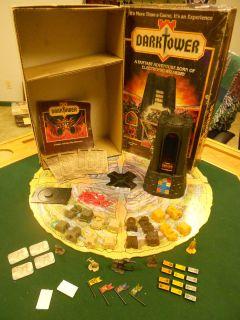 DARK TOWER GAME BY MILTON BRADLEY 99% COMPLETE GOOD CONDITION