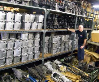 American Musclecar Manual Transmission Warehouse   COMPLETE INVENTORY