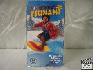 Johnny Tsunami VHS Brandon Baker Cary Hiroyuki Tagawa 786936145922