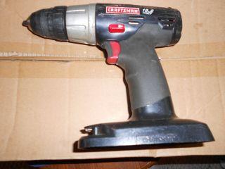 Craftsman 19 2 Volt Cordless Drill