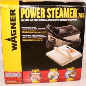 Wagner 705 Power Wallpaper Removal Steamer