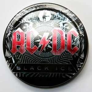 ac dc tin of 14 full colour premium guitar picks