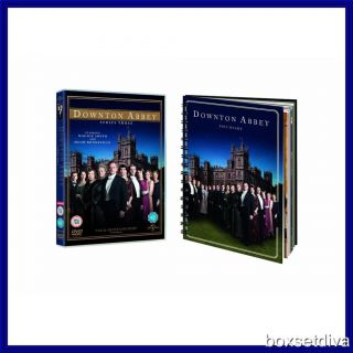 Downton Abbey Complete Series Season 3 Limited Edition Brand New DVD