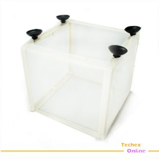 New Soft Net Hatchery Aquarium Baby Fish Shrimp Breeding Tank