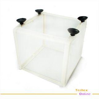 New Soft Net Hatchery Aquarium Baby Fish Shrimp Breeding Tank