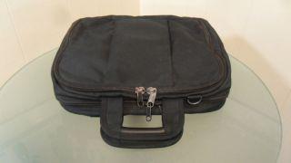 Brenthaven Laptop Bag Soft Case Black 18x14 Great