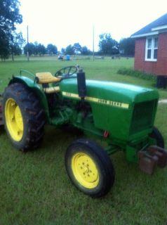 John Deere 950 Diesel Tractor