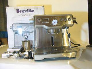 Breville BES900XL Semi Automatic Espresso Coffee Cappuccino Machine