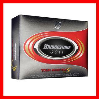 Bridgestone Tour B330 RXS Custom Logo Golf Balls 144