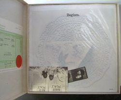 BEATLES JOHN LENNON Wedding Album 1969 UK Original Apple LP Box Set