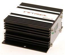 Nitro BMWX43 300 Watt 4 Channel Bridgeable Amplifier Car Audio Amp BMW