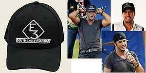 Luke Bryan Southeast Kansas E3 HAT