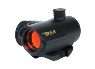 BSA Optics 1x20 Huntsman Illuminated 5 M.O.A Red, Green & Blue Dot