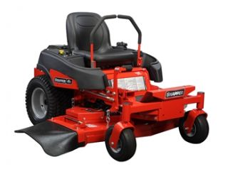 400Z Series 27 HP Briggs & Stratton Engine Zero Turn Lawn Mower