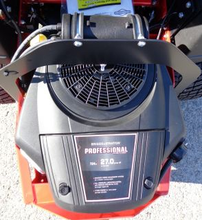 400Z Series 27 HP Briggs Stratton Engine Zero Turn Lawn Mower