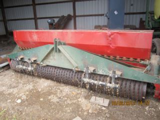 Brillion Seeder Sure Stand 10 Three Point Hitch SSLFPT 120