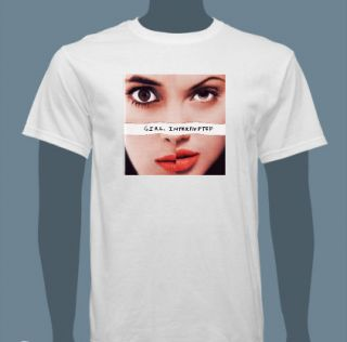 Interrupted T Shirt Winona Ryder Angelina Jolie Brittany Murphy