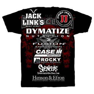 Death Clutch Brock Lesnar Walkout UFC Shirt M Sponsors