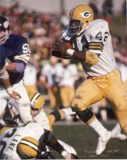 John Brockington 1974 Green Bay Packers Football Photo