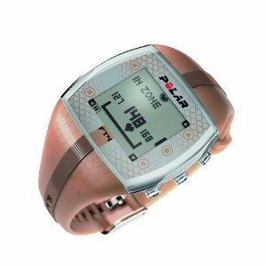 Polar FT4 Heart Rate Monitor Watch Bronze Bronze