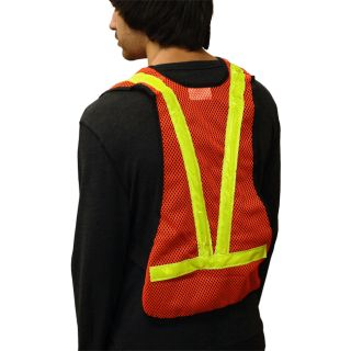Buddy Products Safteyware Childs Split Style LED Lighted Safety Vest