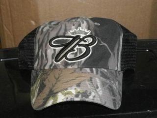 BUDWEISER CROSSHAIR MESH CAMO TRUCKER HAT CAP NEW RARE ADJUSTABLE