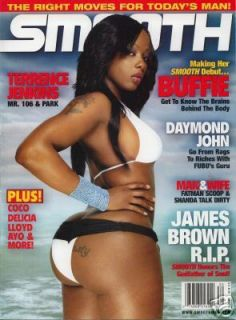 Smooth Magazine Buffie The Body Issue 30