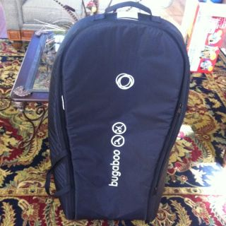 Bugaboo Bee Frog Cameleon Gecko Transport Carry Travel Bag With Wheels