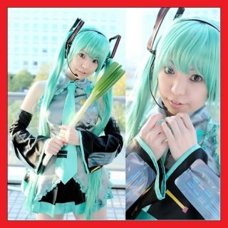 Vocaloid Hatsune Miku Cosplay Costume Make to Order